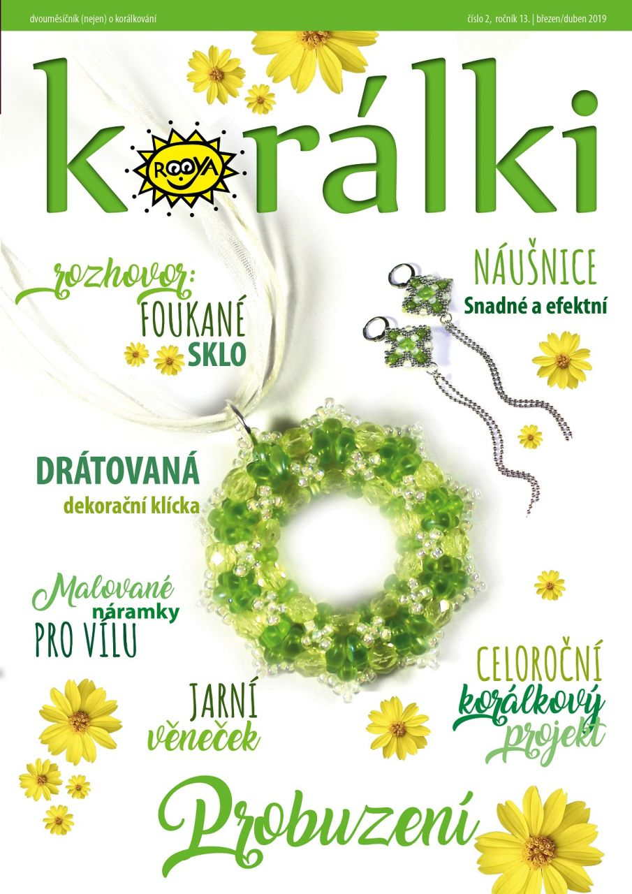 Časopis Korálki