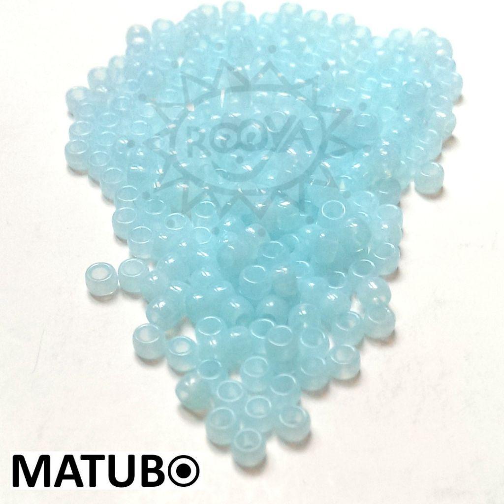 Matubo 7/0 akva opál
