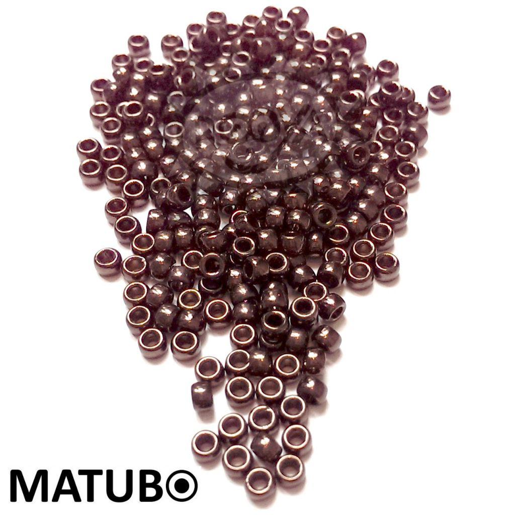 Matubo 7/0 jet měď