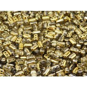 Rulla krystal zlato amber