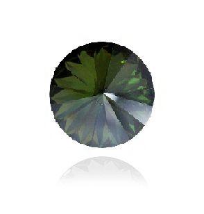 Swarovski® Peridot satin 12 mm