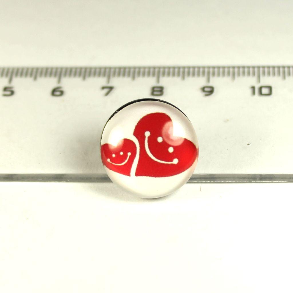 CVAK buton srdce