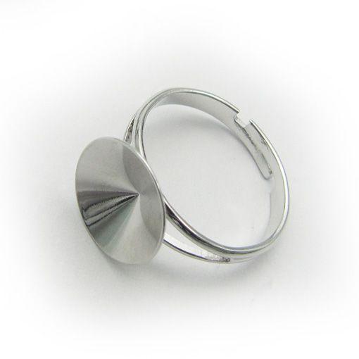 Prsten na rivoli 12mm