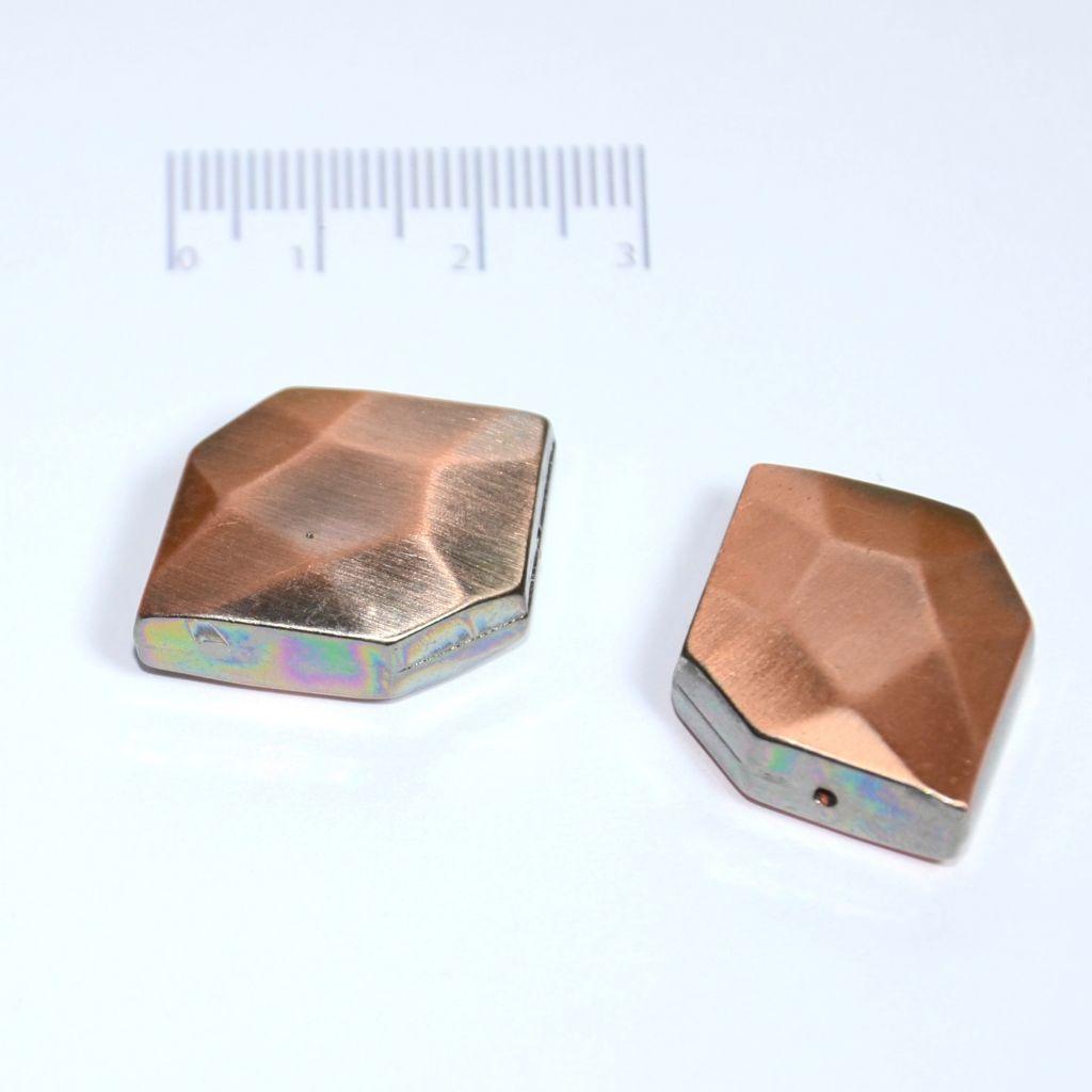Diamant kosočtvere staroměď
