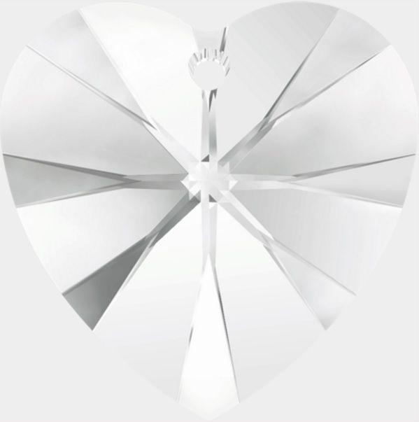 Swarovski Srdce 18 Crystal