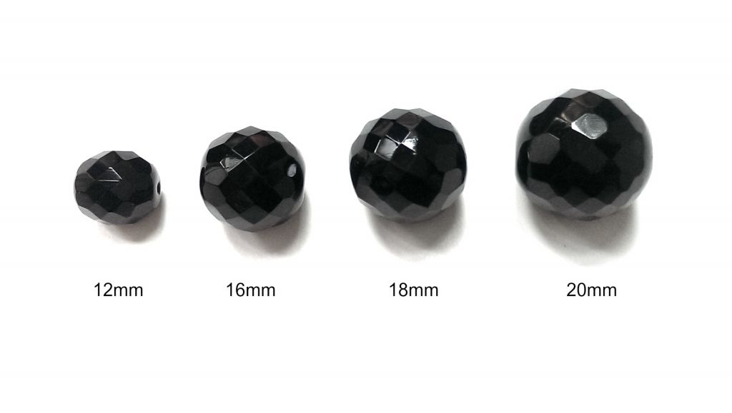 Ohňovky černé 18 mm