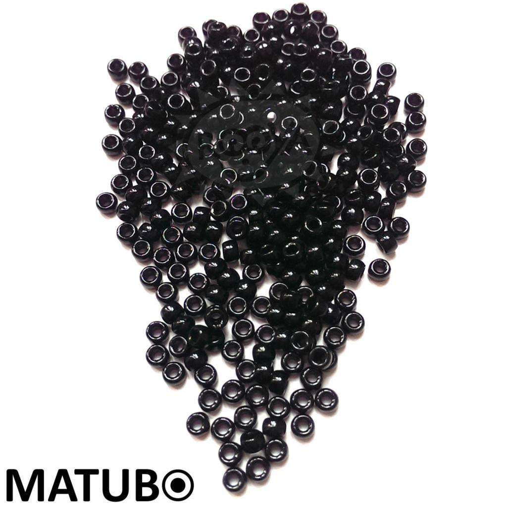 Matubo 7/0 černá jet