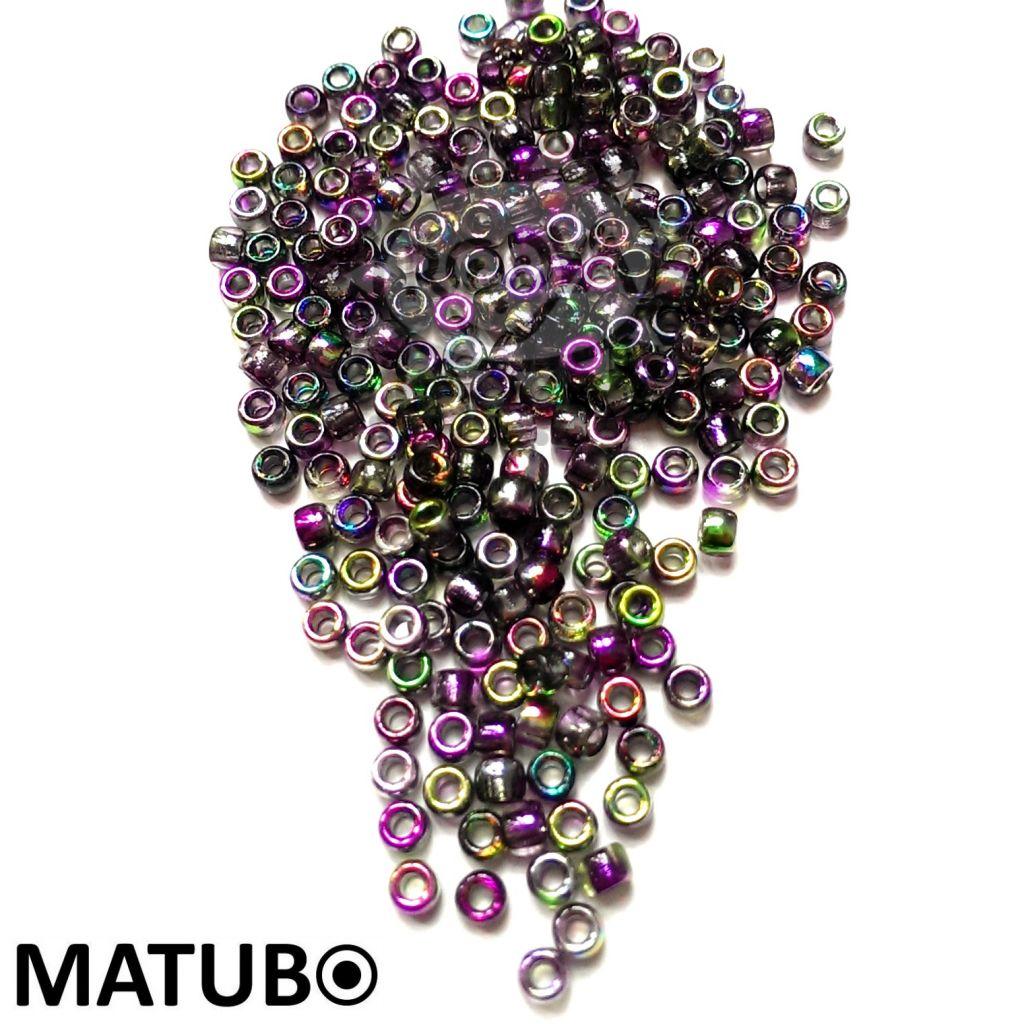 Matubo 7/0 krystal magic orchid