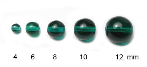 Kulička čirá zelená