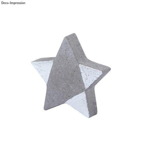 Odlévací forma - hvězda 6,5 x 6,5 x 1,7 cm