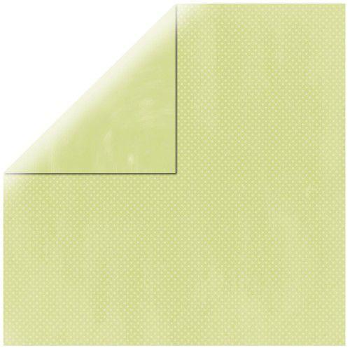 SP Double Dot, mátový, 30,5x30,5cm, 190g/m2