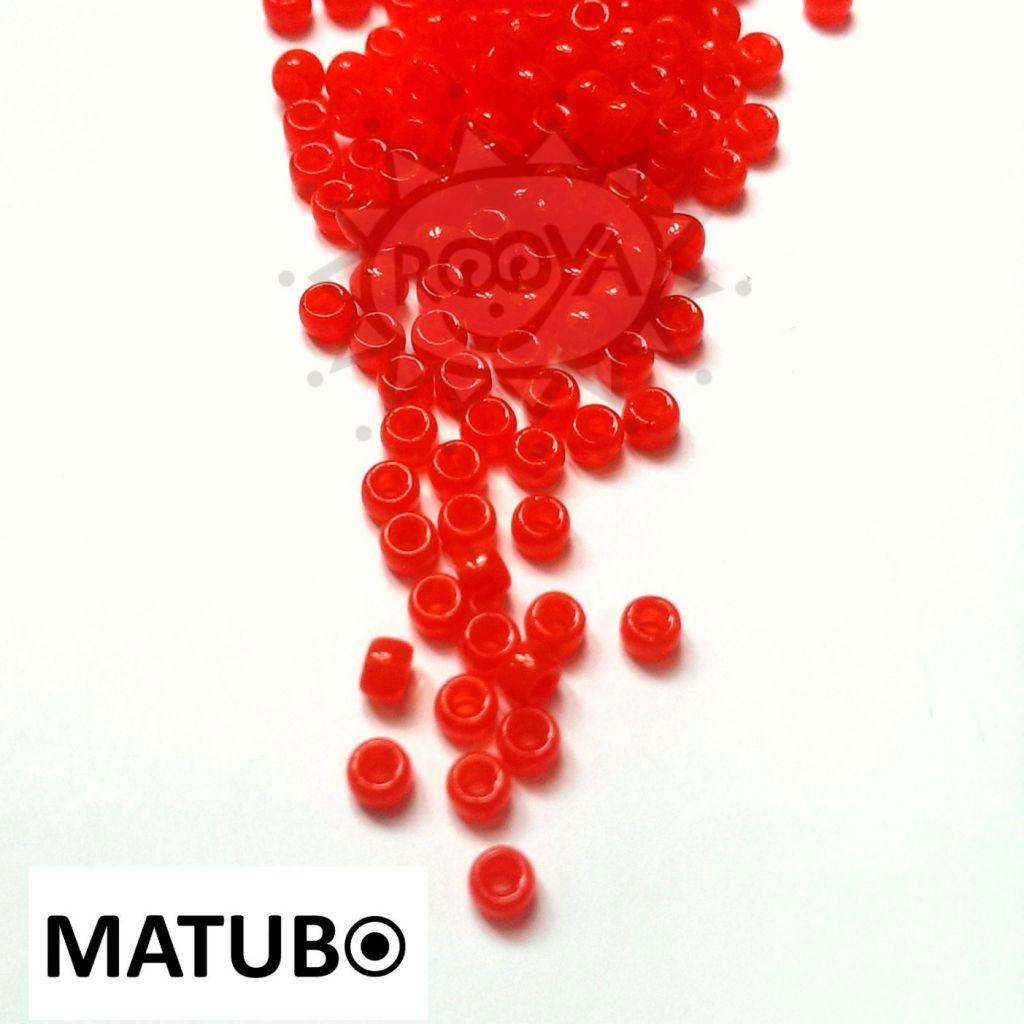 Matubo 7/0 hyacint opál