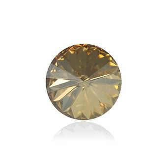 Swarovski® CR Gold shadow 12 mm