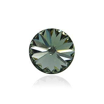 Swarovski® Black diamond 12 mm