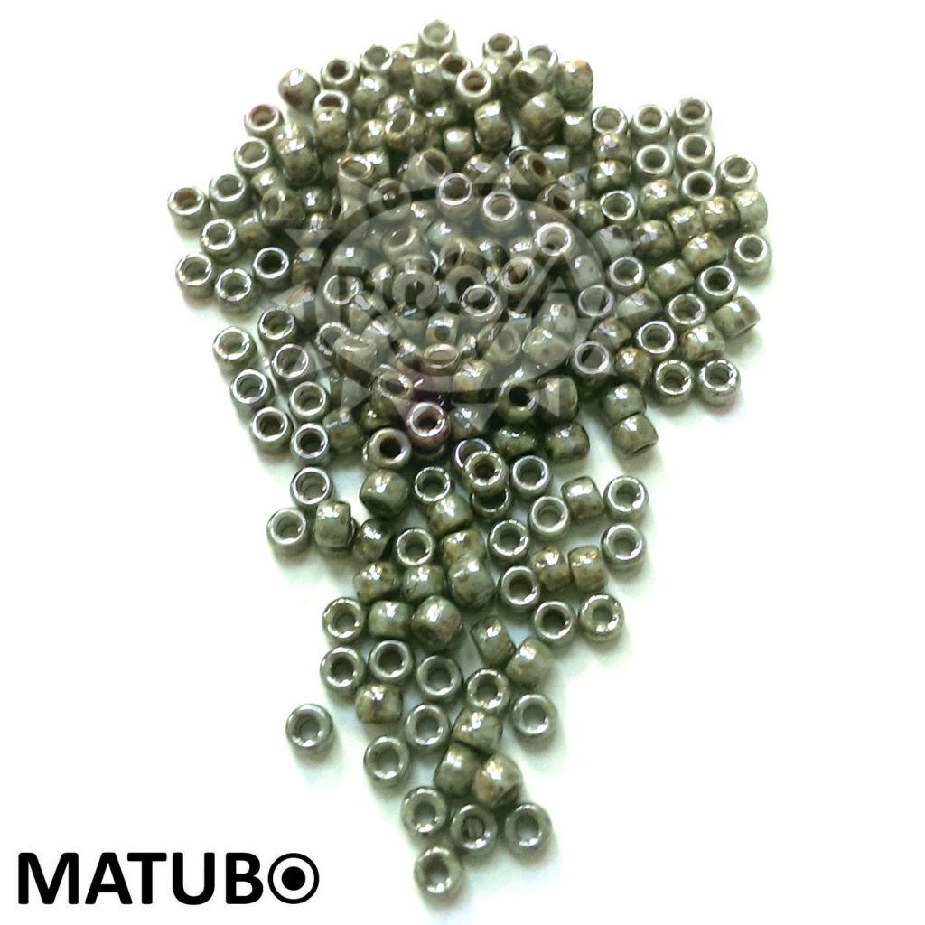 Matubo 7/0 křída modrá lazura