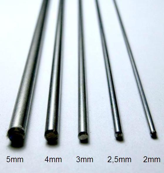 Mandrel 2,5 mm