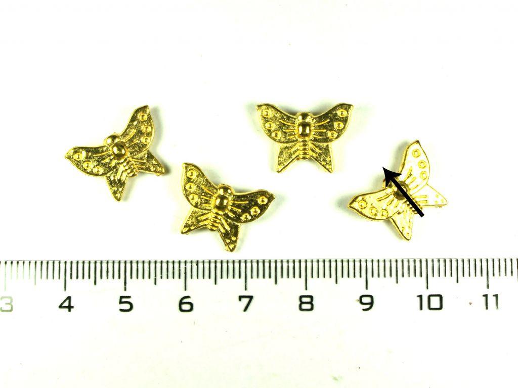 Motýlek zlatý