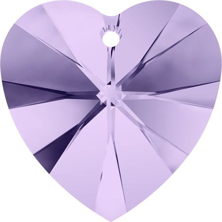 Swarovski Srdce 18 Violet