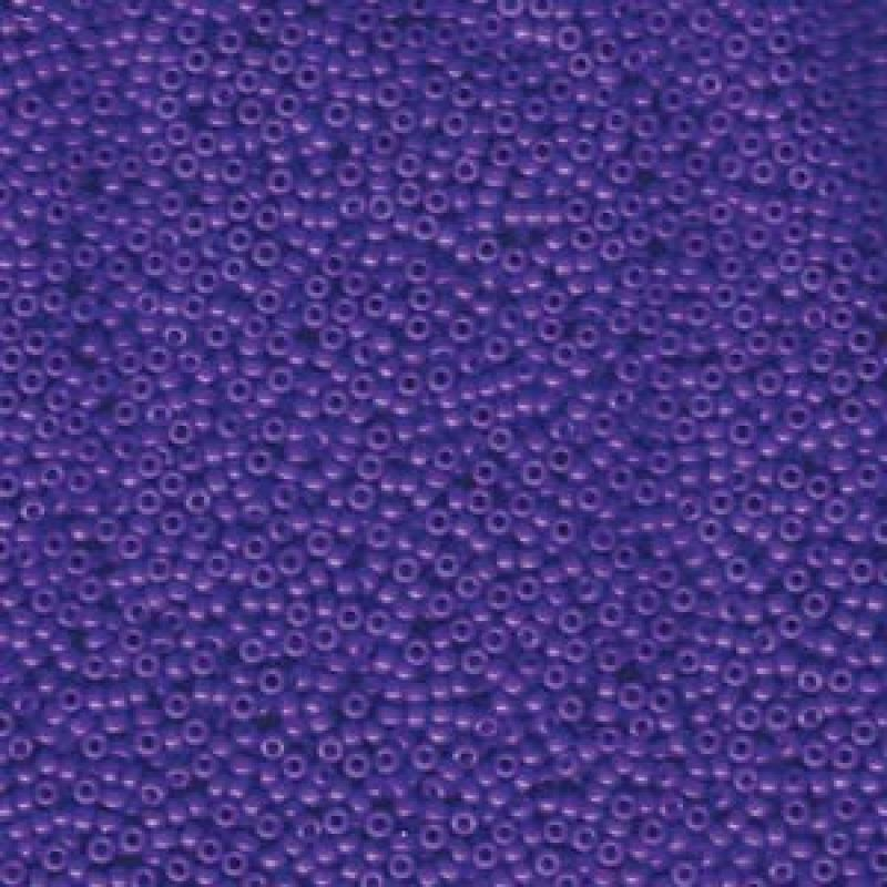 MSB 15/0 Dyed Opaque Bright Purple