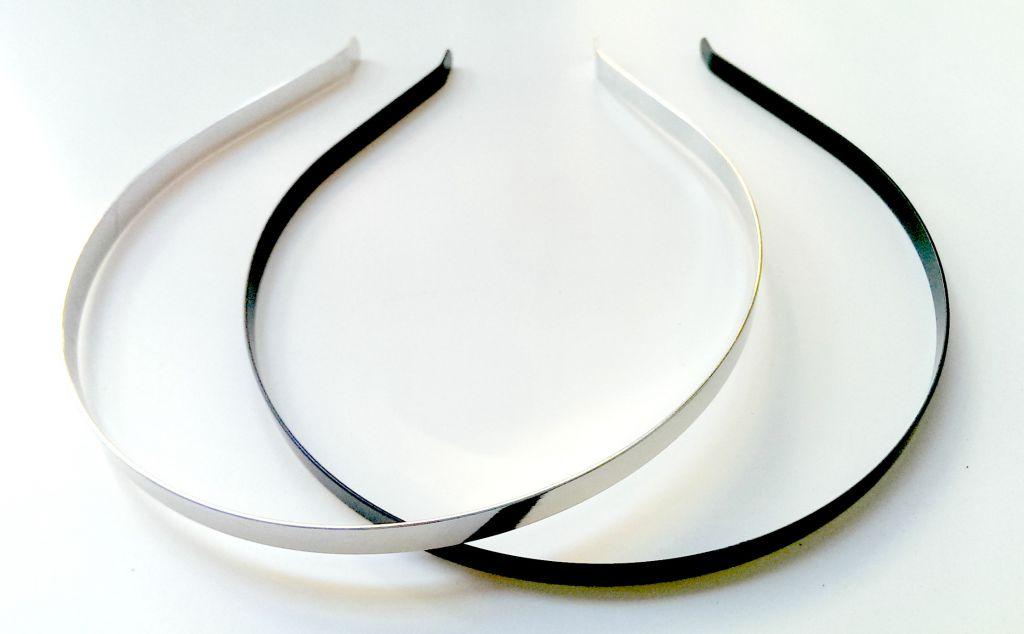 Základ na čelenku černý