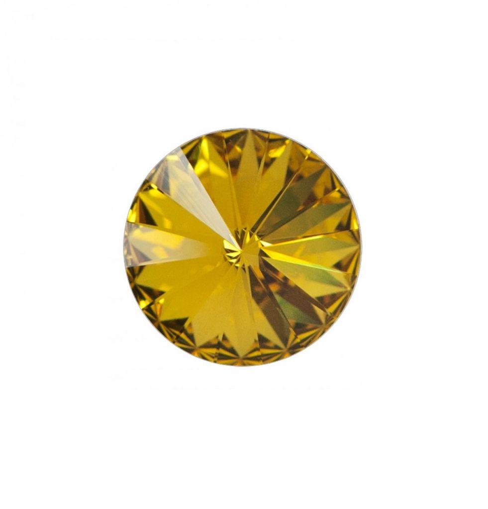 Swarovski® Sunflower 10 mm