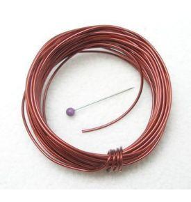 Měděný drát hnědý 0,80 mm