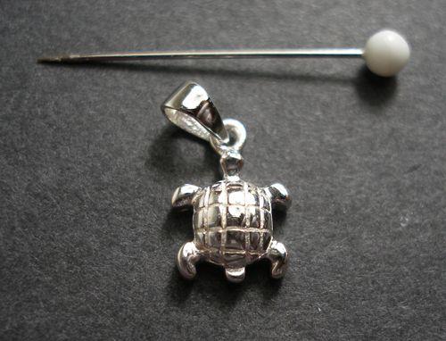 želvička stříbro 925/000