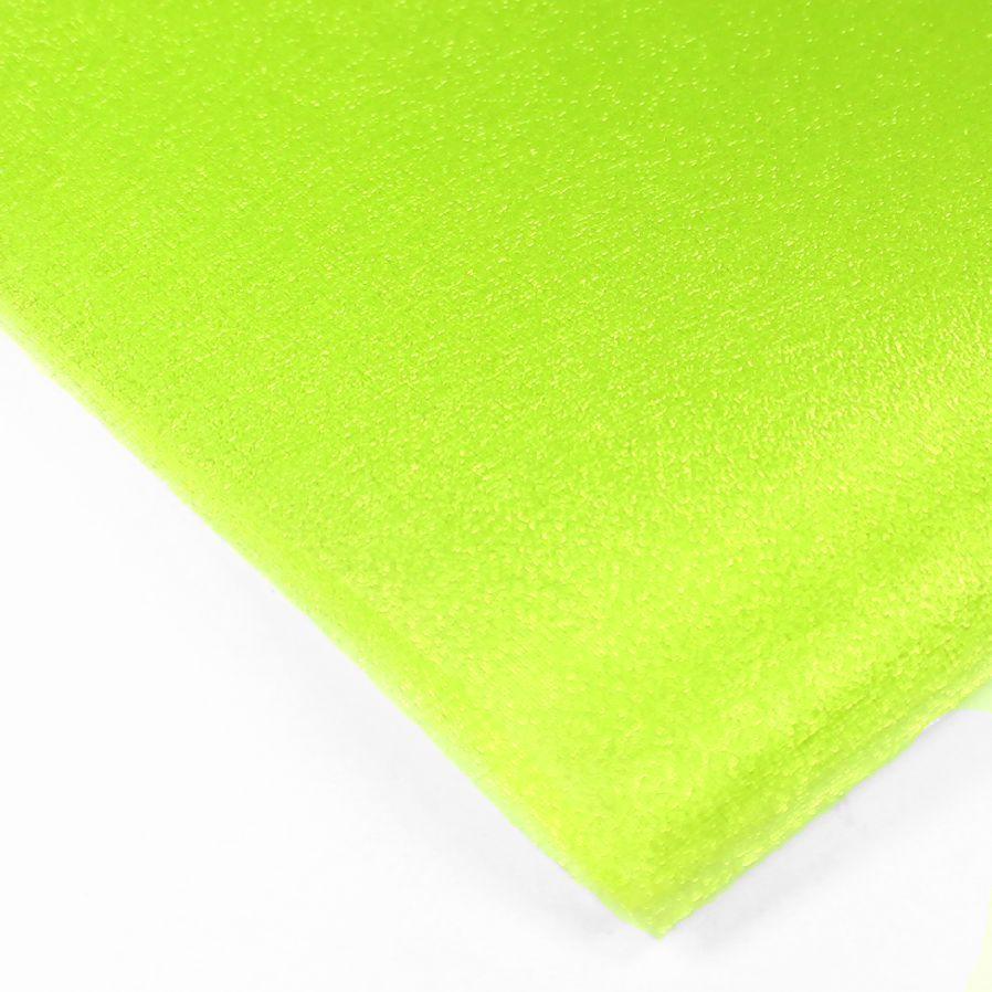 Organza 50 x 36 cm zelená lime