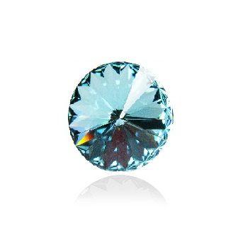 Swarovski® Light turquoise 10 mm