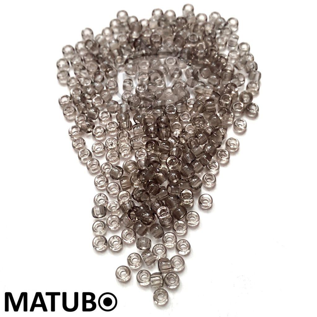 Matubo 7/0 kouřová šedá