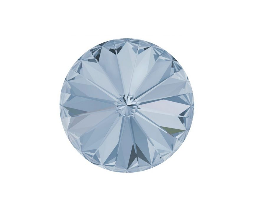 Swarovski Rivoli CR Blue shade 10 mm