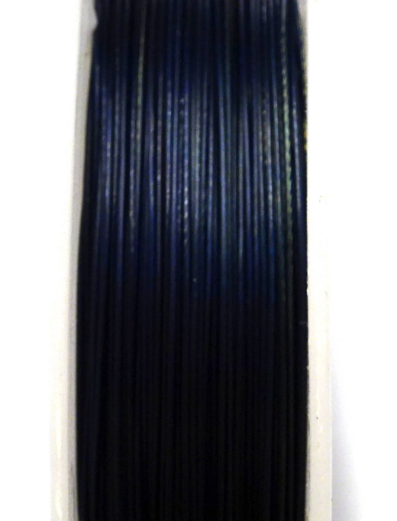 Lanko 7/0,45mm-tmavě modrá barva