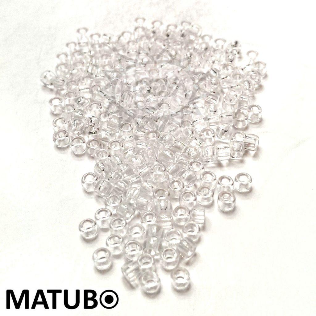Matubo 7/0 křišťál