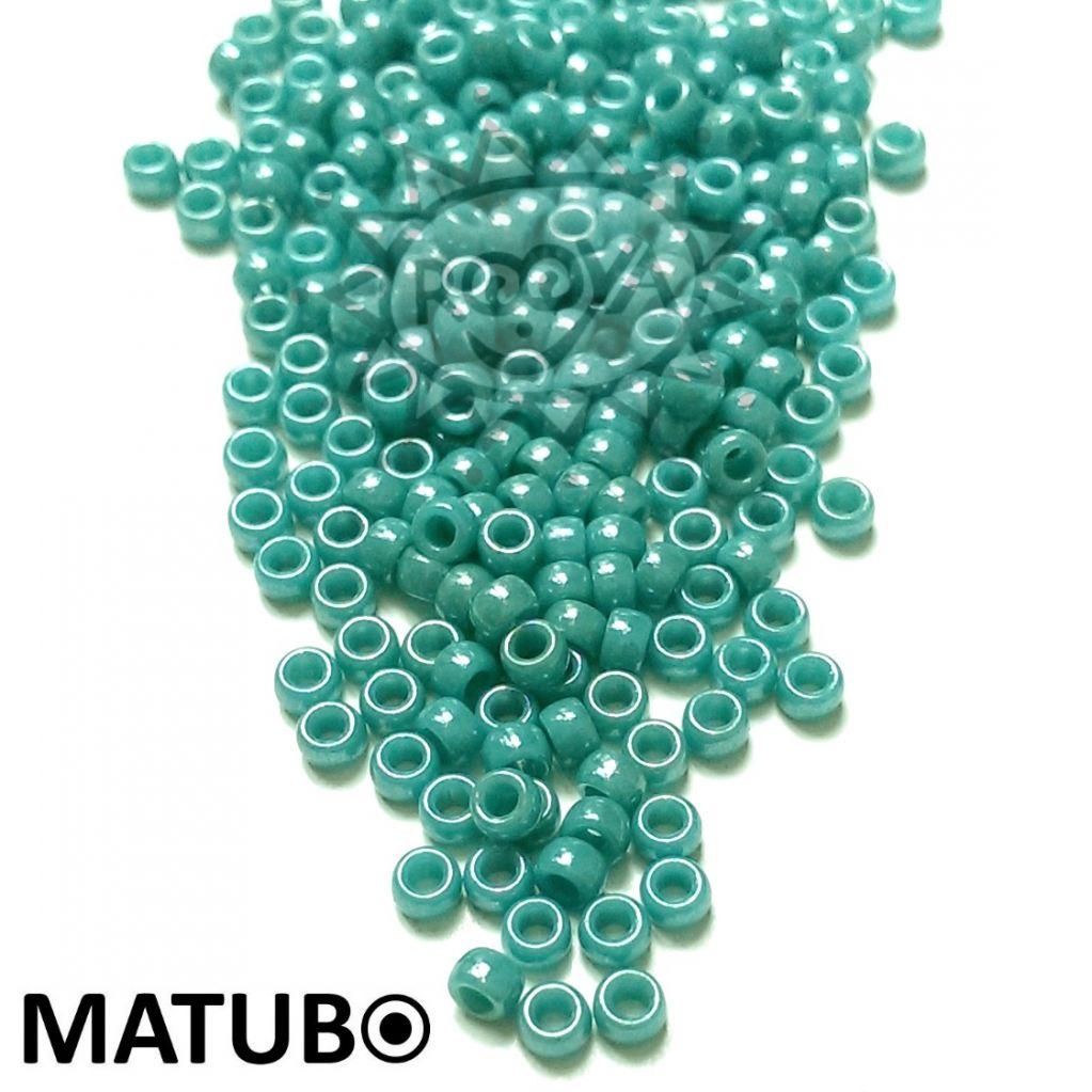 Matubo 7/0 tyrkys s listrem