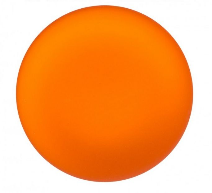 Kabošon plastový UV orange 18mm