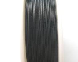 Lanko 7/0,38mm černé