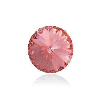 Swarovski® Rose peach 12 mm