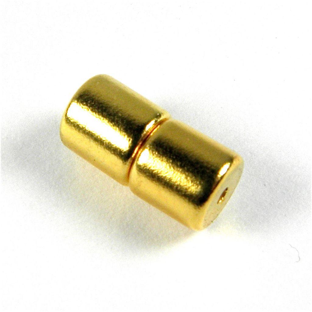 Magnet. zapínání zlatá barva