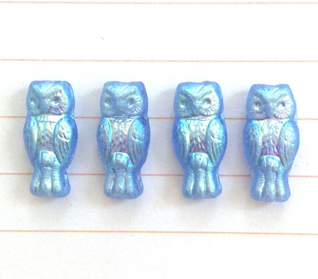 Sova modrá AB