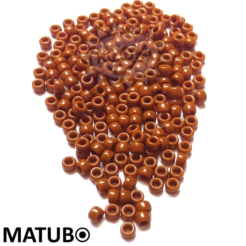 Matubo 7/0 čokoláda