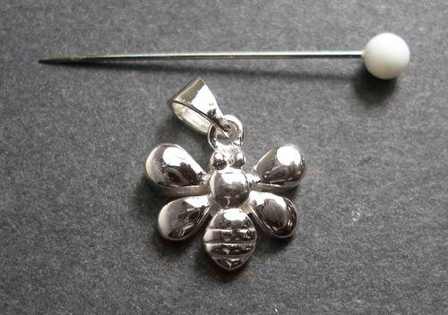 včelka stříbro 925/000