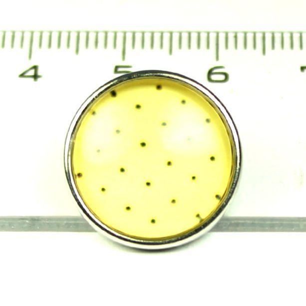 CVAK buton puntík