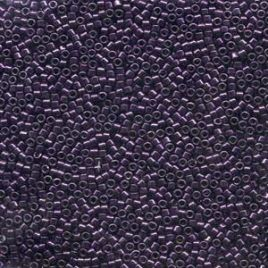 MD 11/0 Galvanized Dk.Purple Dyed