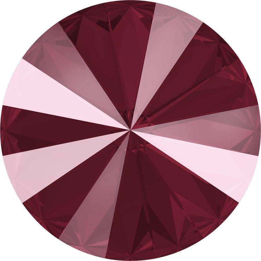 Swarovski® 14 mm Dark Red
