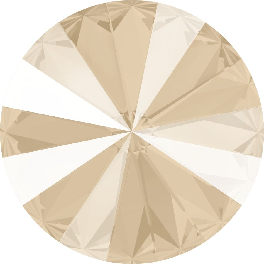 Swarovski® 14 mm Ivory Cream