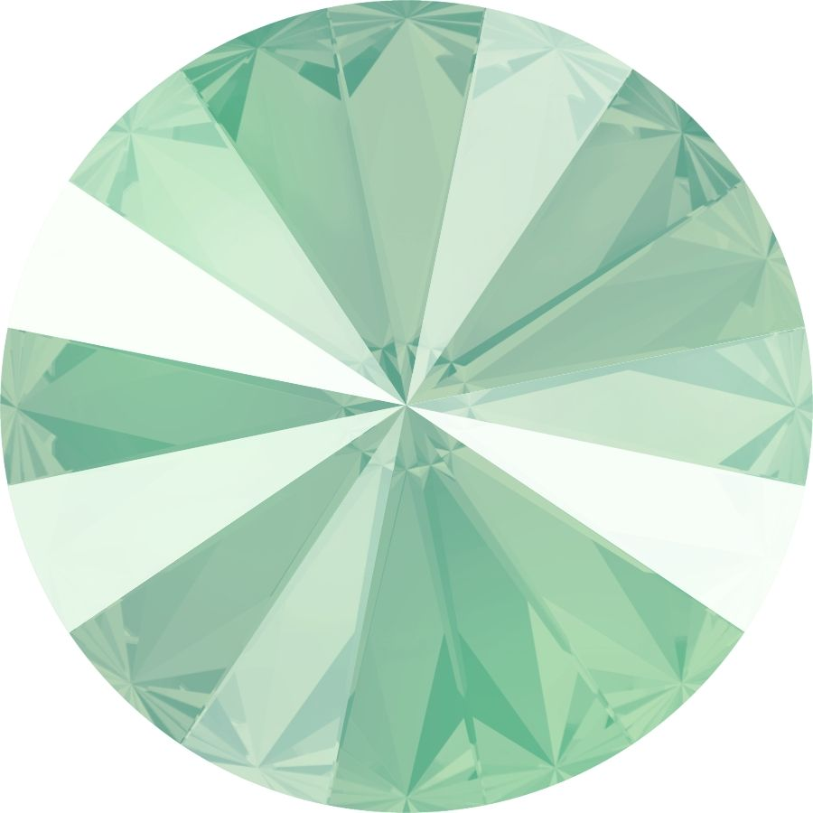 Swarovski® 14 mm Mint Green