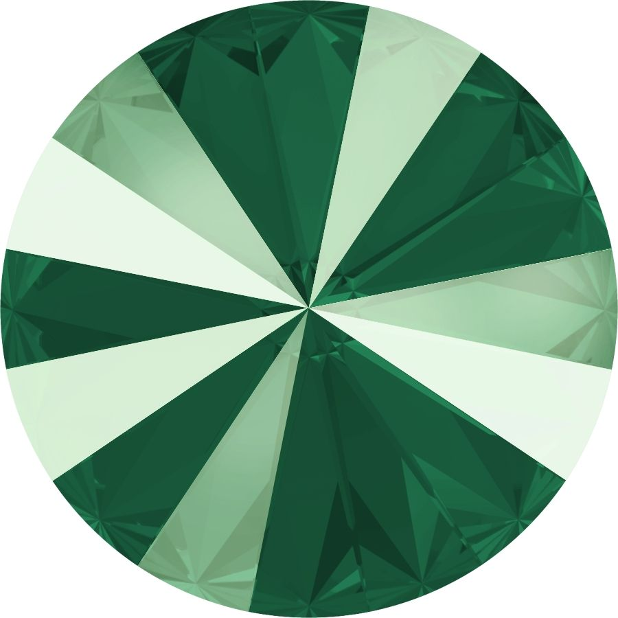 Swarovski® 14 mm Royal Green
